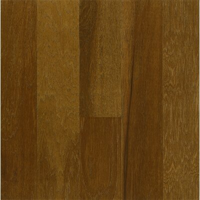 "Armstrong Performance Plus 5"" Acrylic-Infused Engineered Hickory in Chocolate Cosmos"