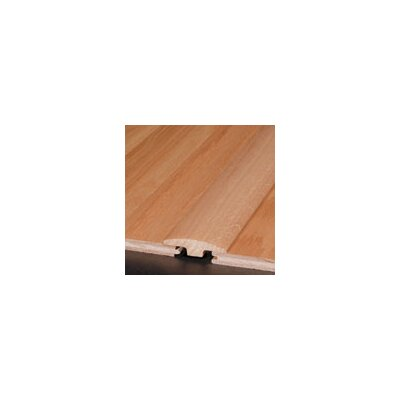 "Armstrong 0.25"" x 2"" Hickory T-Molding in Natural - Hand Scraped"