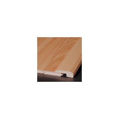 "Armstrong 0.63"" x 2"" Hickory Threshold in Rock Rose - Sculpted"