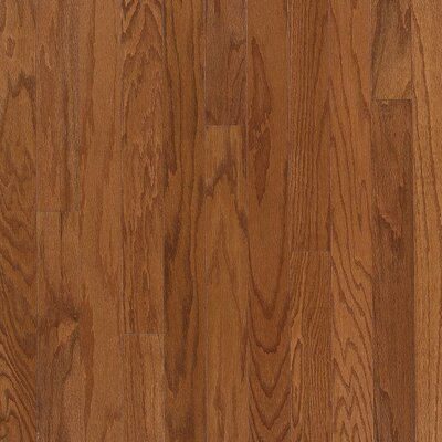 "Armstrong Beckford Plank 3"" Engineered Red Oak Flooring in Auburn"