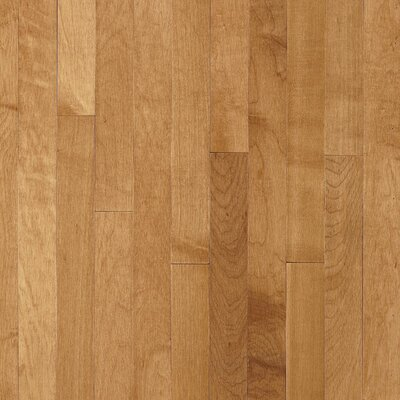Bruce Flooring SAMPLE - Kennedale® Prestige Plank Solid Light Maple in Caramel