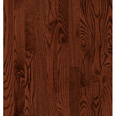 Bruce Flooring SAMPLE - Manchester Plank Solid Red Oak in Cherry