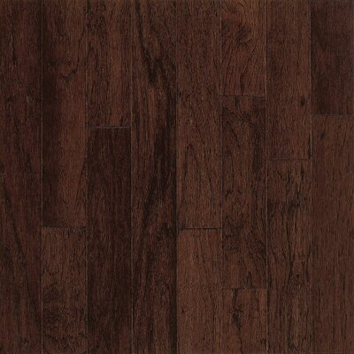 Bruce Flooring SAMPLE - Turlington™ American Exotics Engineered Hickory in Molasses
