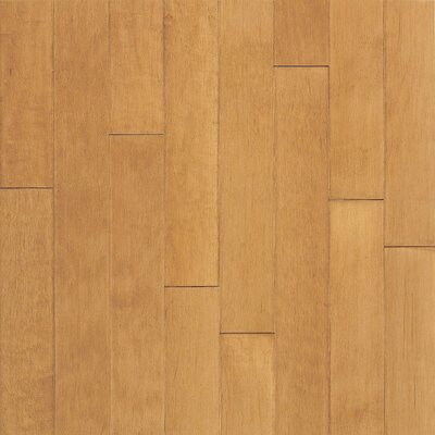 Bruce Flooring SAMPLE - Turlington™ American Exotics Engineered Maple in Caramel