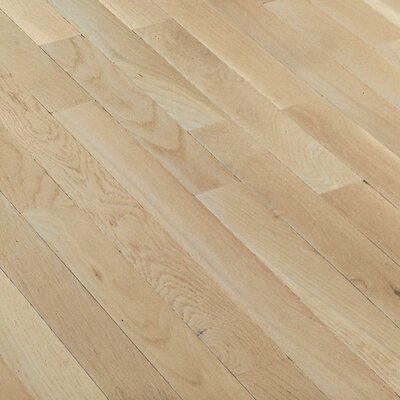 Bruce Flooring SAMPLE - Fulton™ Plank Solid White Oak in Winter White