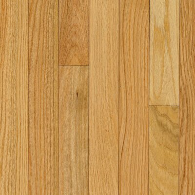 "Bruce Flooring Manchester Plank 3-1/4"" Solid Red Oak in Natural"