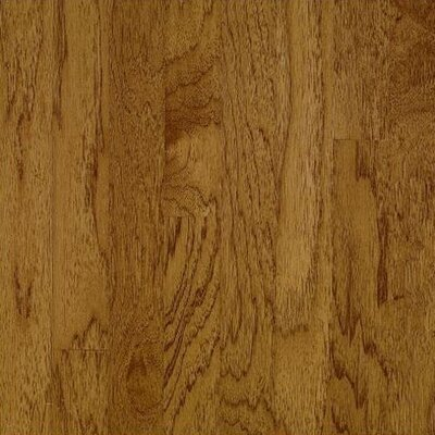 "Bruce Flooring American Treasures Wide Plank 3"" Solid Hickory Flooring in Oxford Brown"