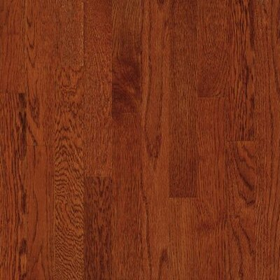 "Bruce Flooring Waltham 3-1/4"" Solid White Oak Flooring in Whiskey"