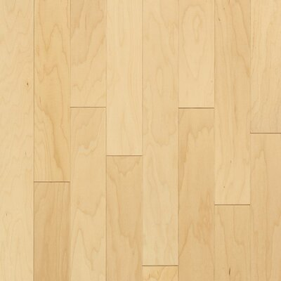 "Bruce Flooring Turlington American Exotics 3"" Engineered Maple Flooring in Natural"