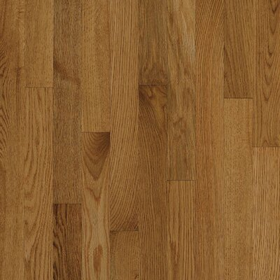 "Bruce Flooring Natural Choice Strip 2-1/4"" Solid White Oak Flooring in Spice"