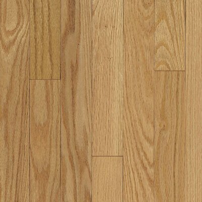 "Robbins Ascot Plank 3-1/4"" Solid Oak in Natural"