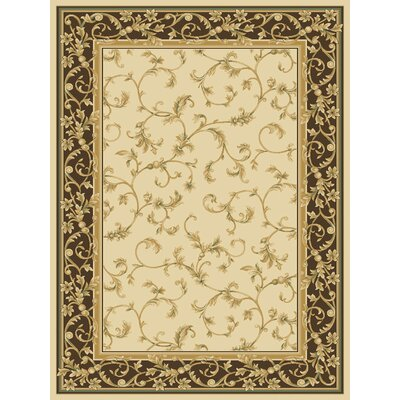Radiance Felix Wheat/Brown Rug