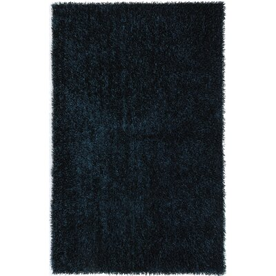 Jaipur Rugs Flux Teal Blue Shag Rug