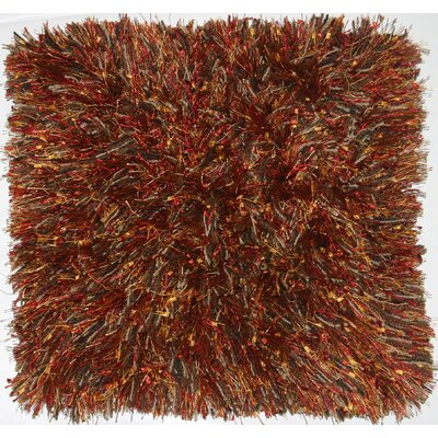 Unison Light Pumpkin/Ruby Red Rug