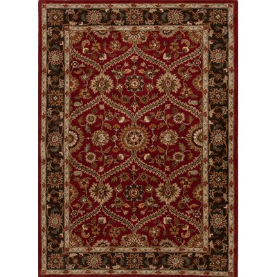 Poeme Red/Orange Rug