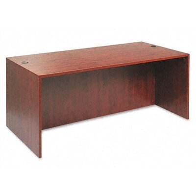 "Alera® Valencia Series Standard 72"" Executive Desk Office Suite"