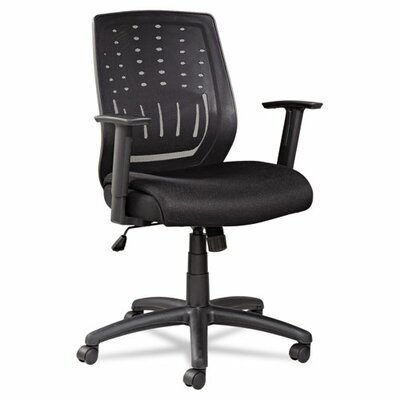 Alera® Eikon Series Mid-Back Mesh Managerial Chair