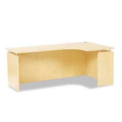 Alera® SedinaAG Series Corner Return Credenza Shell