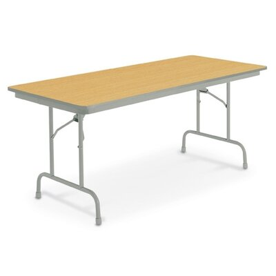 "KI 30"" x 60"" Heritage Folding Table"