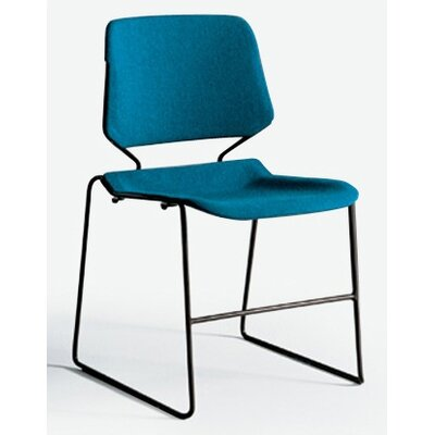 KI Matrix Stack Chair with Black Frame