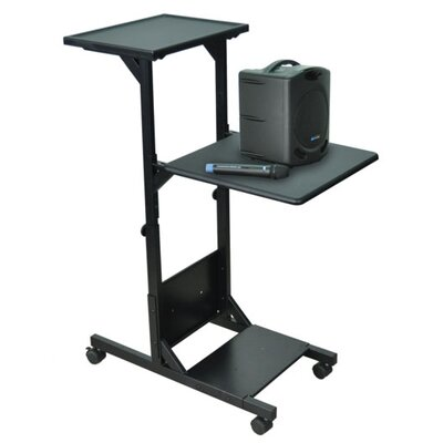 AmpliVox Sound Systems Multimedia Presentation/Projector Stand