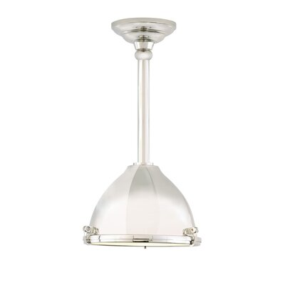 Wilmette Cargo 1 Light Pendant