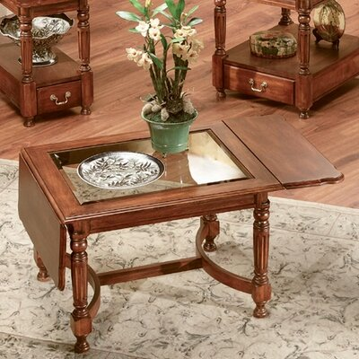 Bordeaux Coffee Table with Drop-Leaf
