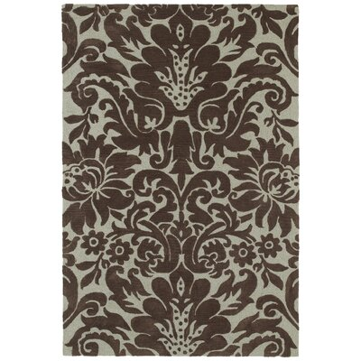Kaleen Rug Co. Crowne 17 Duncan Chocolate Rug
