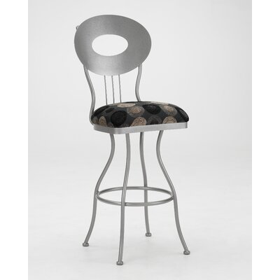 "Tempo Ecliptik 26"" Armless Swivel Counter Stool"