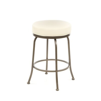 White Backless Bar Stool Wayfair