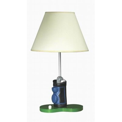 Cal Lighting Table Lamp with Shade