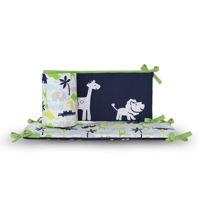 Carter's® Safari Sky All Around Bumper