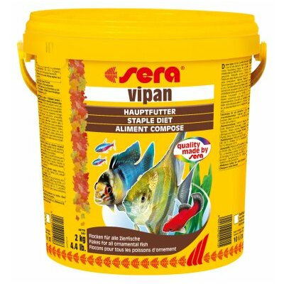 Sera USA Vipan Fish Food