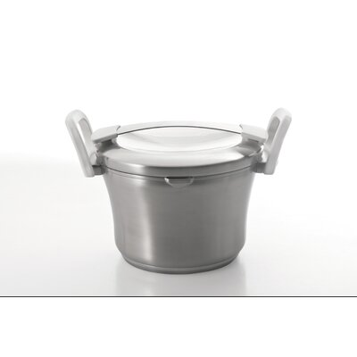 BergHOFF International Auriga Stainless Steel Round Casserole