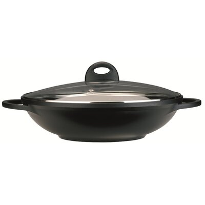 BergHOFF Cook & Co 12.5-in. Non-Stick Wok with Lid