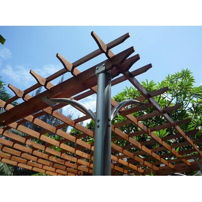 Vifah Contemporary Pergola