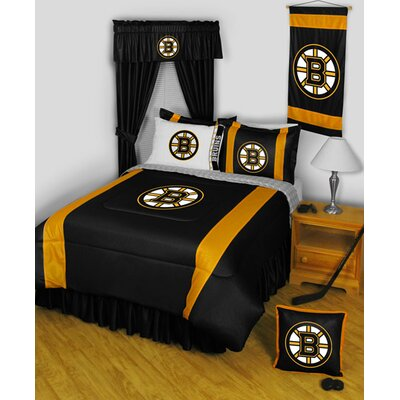 Sports Coverage Inc. Boston Bruins Bedding Series