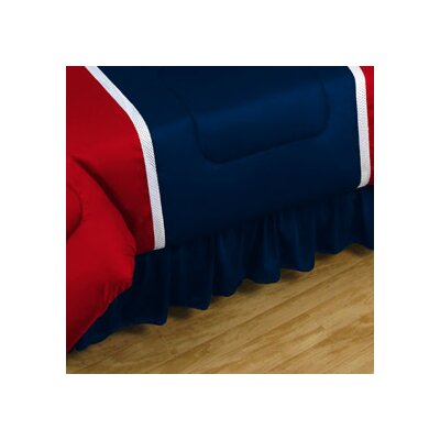 Sports Coverage Inc. MLB Bed Skirt