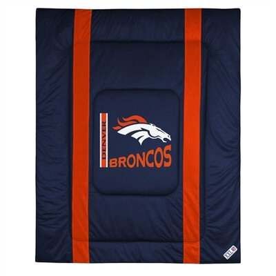 Sports Coverage Inc. NFL Sidelines Comforter