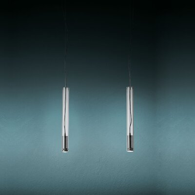 FontanaArte Tubo 2 Light LED Pendant