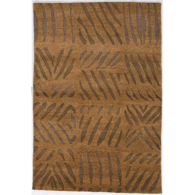 Safari Rust Jungle Rug