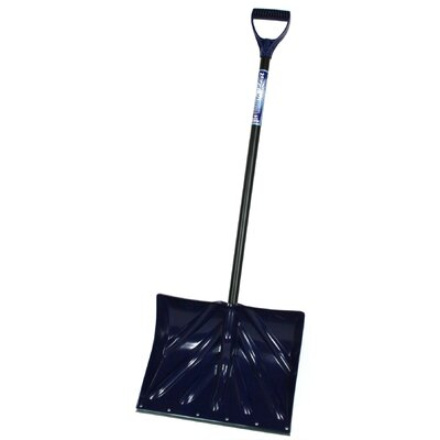 D Handle Steel Core Arctic Blast Combo Mountain Mover Snow Shovel