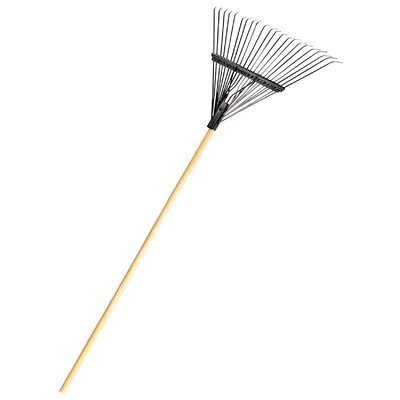 Ames Handle 22 Tine Eagle Lawn Rake