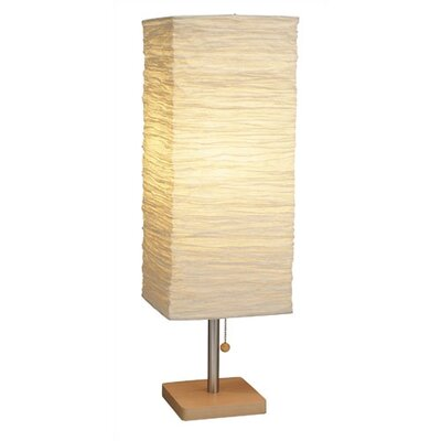 Adesso Dune Tall Table Lamp