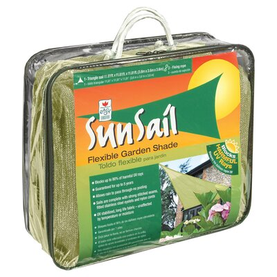 Weedblock Sun Shade Sail