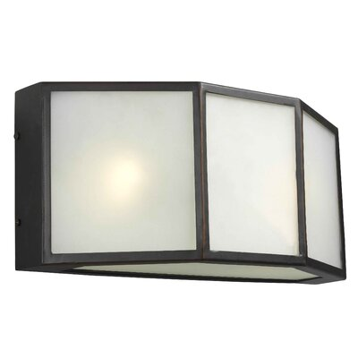 Kenroy Home Beaugh 2 Light Wall Lantern