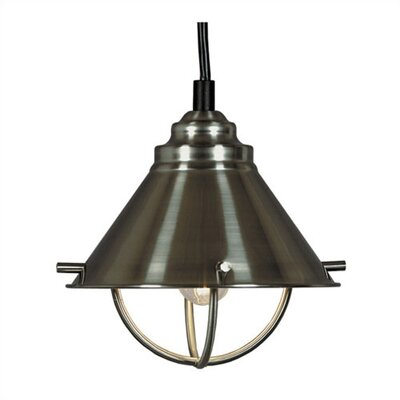 Kenroy Home Harbour 1 Light Mini Pendant