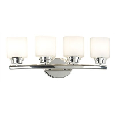 Kenroy Home Bow 4 Light Vanity Light