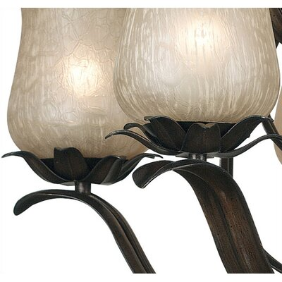 Kenroy Home Bouquet 9 Light Chandelier
