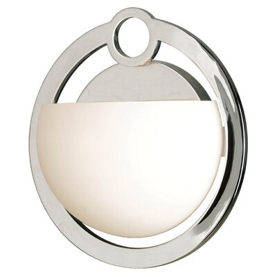 Kenroy Home Nova Wall Sconce in Chrome